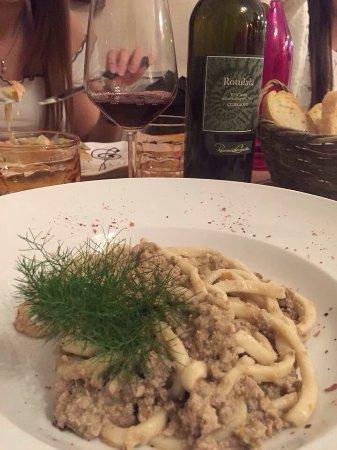 Ristoro da Poldo: Alcuni piatti..