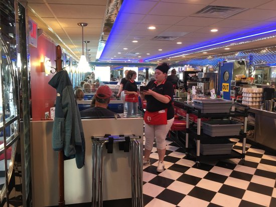 Farmingdale, NJ: JBs Diner on 33