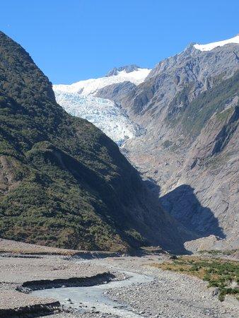 Franz Josef, Nova Zelândia: The glacier