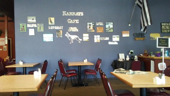 La Vista, NE: Picture of the Cafe