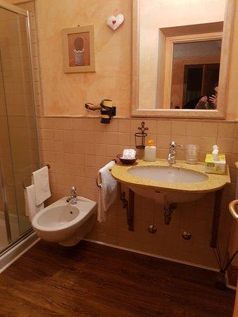 Bagno camera con letto a barca - Foto di Ca\' Dubini, Mombello ...