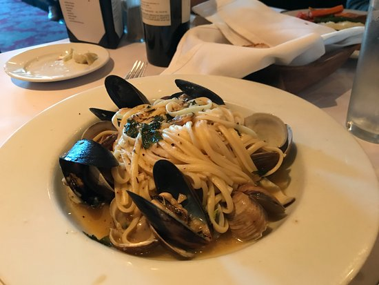 Millbrae, Californien: Clams