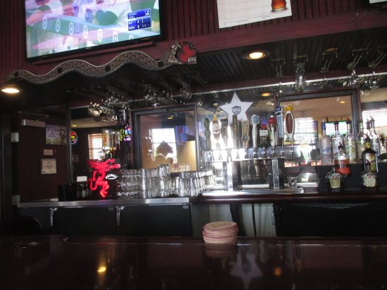 Mounds View, MN: View fromthe bar