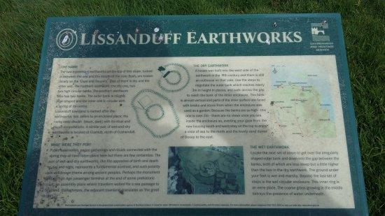 Portballintrae, UK: Lissanduff Earthworks
