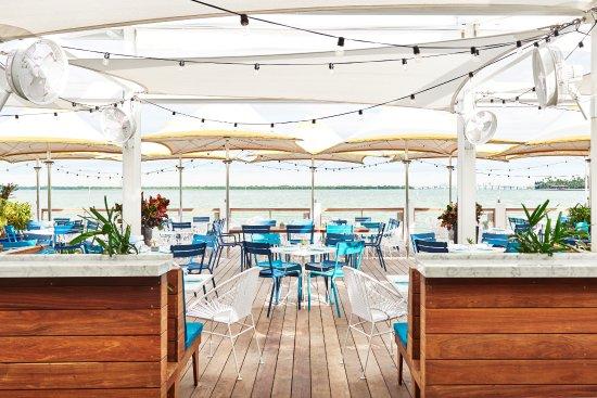 Photo of American Restaurant Lido Restaurant & Bayside Grill at 40 Island Avenue, Miami Beach, FL 33139, United States