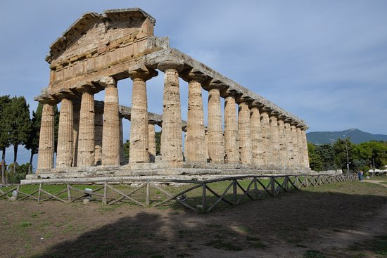 Templi Greci di Paestum: ben conservato
