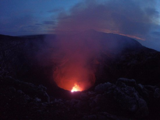 Departamento de Granada, Nicarágua: Volcán Masaya