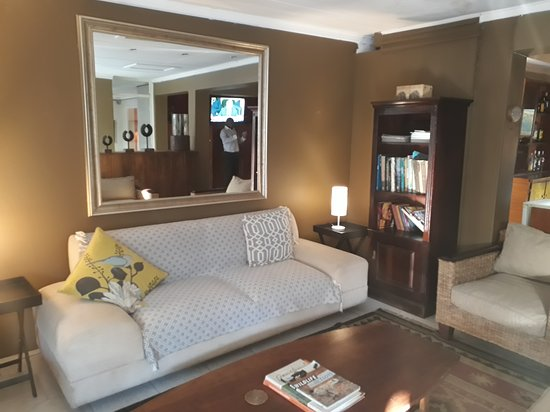 Mafikeng, South Africa: LUXURY ROOMS
