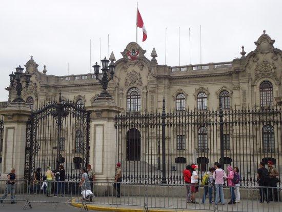 Presidential Palace (Palacio de Gobierno): Palacio de Gobierno