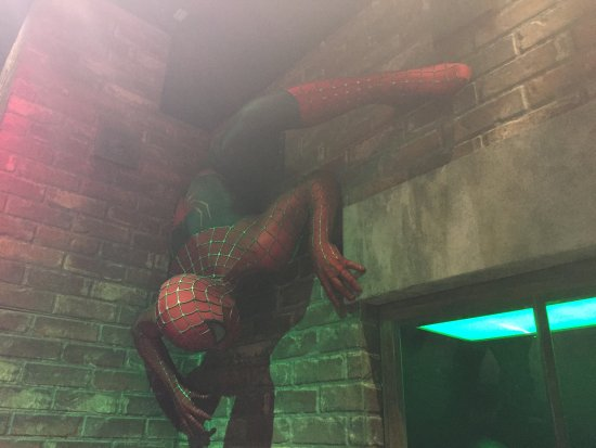 Culver City, Kalifornien: spiderman