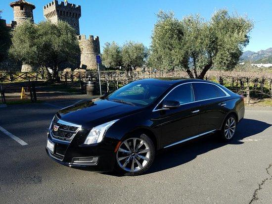 Luxury Rental Cars Napa Valley