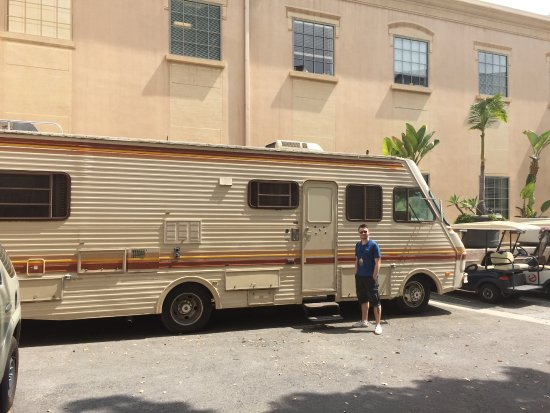 Culver City, Californien: walter whites rv