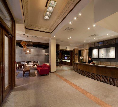 Hôtel 71 : Lobby
