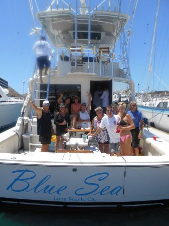 A Gaggle Of Good Friends Gather For A Float Boat Birthday