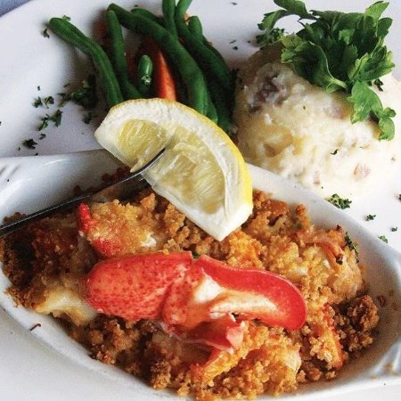 Royal Palm Beach, FL: LOBSTER PIE