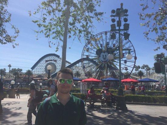 Disney's California Adventure: pier