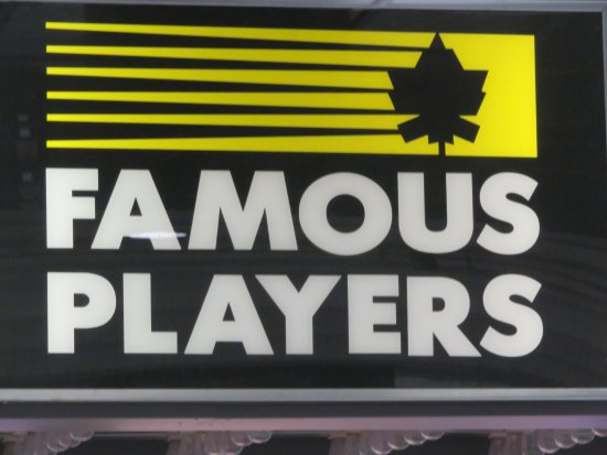 ‪Famous Players Canada Square Cinemas‬