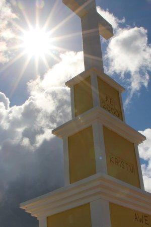 Kralendijk, Bonaire: 'Kristu Ayera Awe Semper'