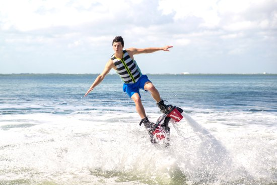 Cancun Flyboard