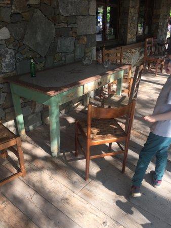 Friul-Venecia Julia, Italia: È stato un piacere visitare questo posto, dalle 12,abbiamo iniziato con una griglia, piatto vege