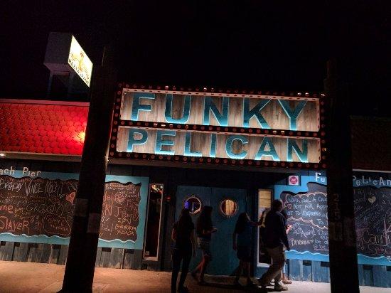 Flagler Beach, FL: Funky Pelican