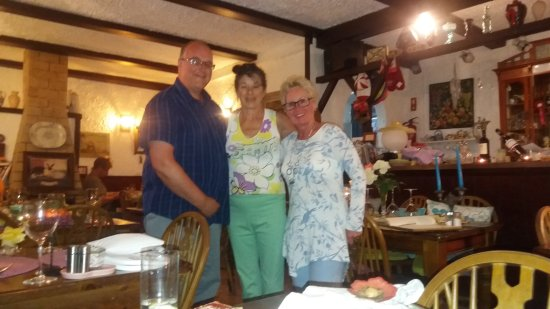 Estombar, Portugal: With Kathie the lovelyl owner
