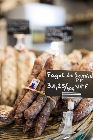 Miribel, Francia: Fagot de Savoie