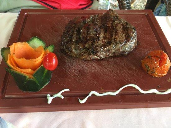 Grill El Asador : Virkelig lækker mad!