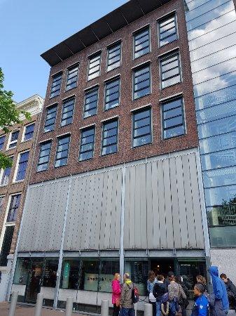 hausfassade gestalten sto anne frank house picture of amsterdam tripadvisor