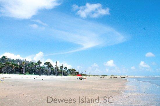 Isle of Palms, SC: Dewees Island