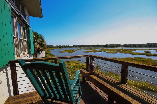 Isle of Palms, SC: Dewees Island