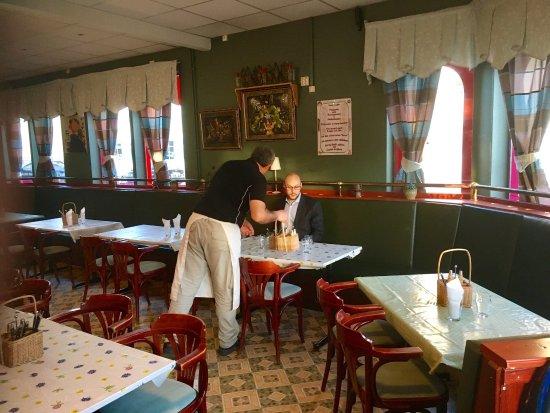 Soderhamn, Sweden: Pizzeria Saga
