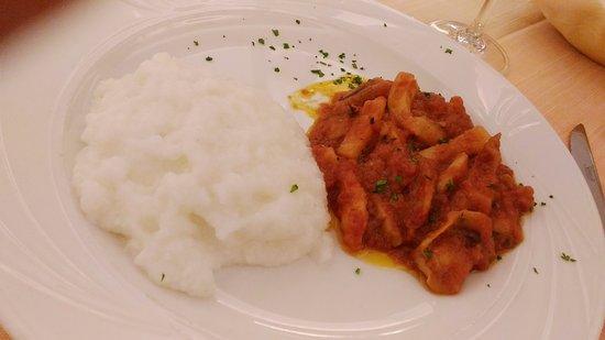 San Dona Di Piave, Italia: seppie in umido