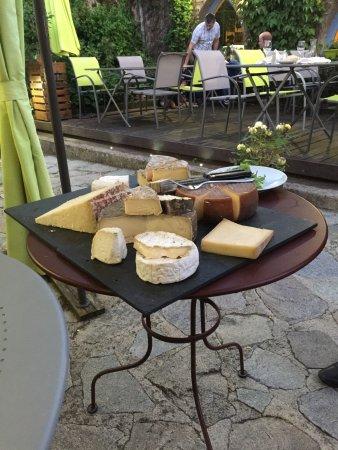 Solignac, Frankrig: Hotel Restaurant Le Saint Eloi