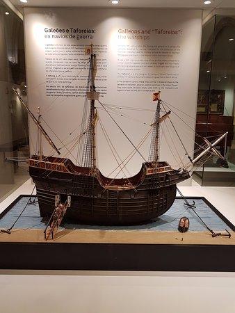 Museu da Marinha: Small Model