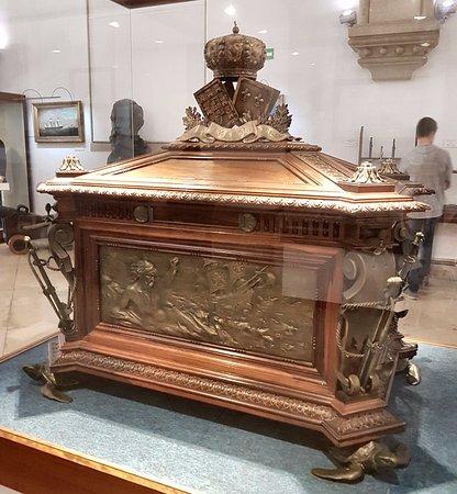 Museu da Marinha; Ship's Treasure Box