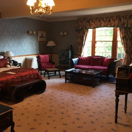 Oakmere, UK: The hotel's own website photos dont lie, its beautiful.
