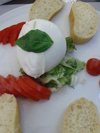 Fattorie Garofalo Mozzarella Bistrot