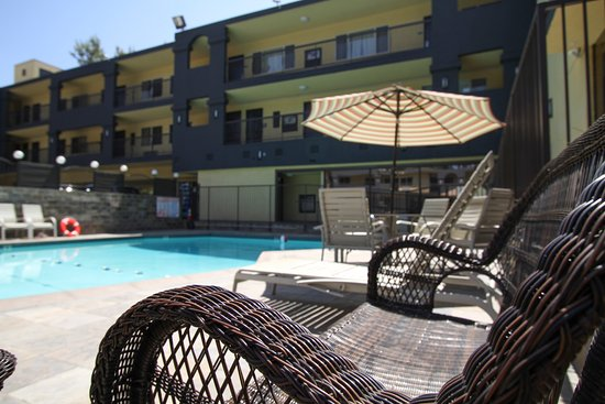GreenTree Pasadena Inn : Soak up some sun during your stay.