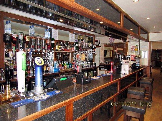 Holborn Hotel: Hotel Bar