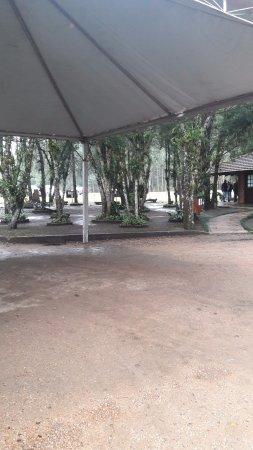 São José dos Pinhais, PR: Parte externa
