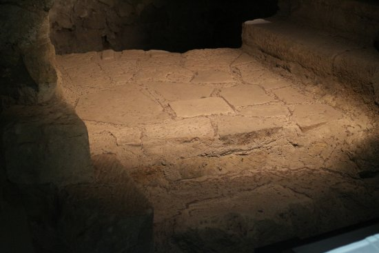 Archeological Crypt of the Parvis of Notre-Dame: paris