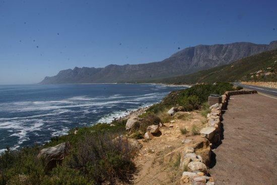 Hermanus, South Africa: mit Ausstellflächen gut belegt