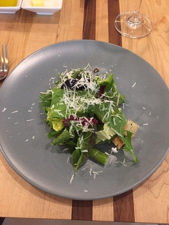 Chelsea, Kanada: Salad