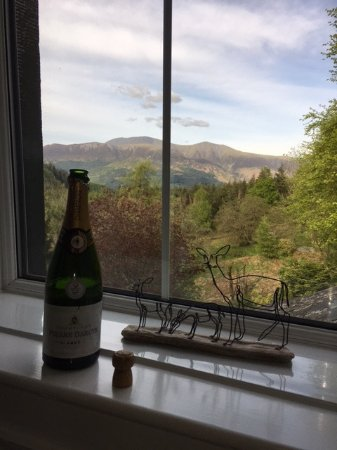 Braithwaite, UK: Mountain View Room