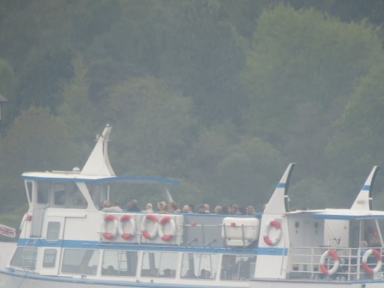 Bowness-on-Windermere, UK: Another passenger ship