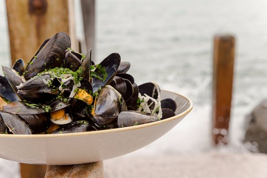 Beesands, UK: Moules