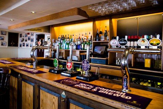 Beesands, UK: Recently Refurbished Bar