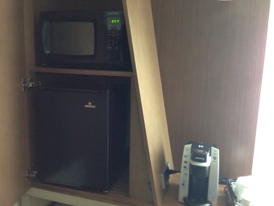 Somerset, KY: Brand new Marriott very nice and luv the keurid !!!