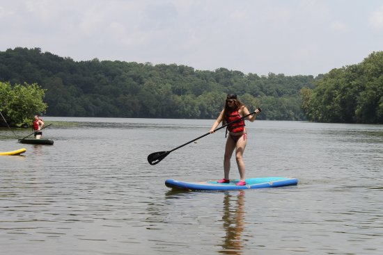 Harpers Ferry, Virgínia Ocidental: Stand Up Paddleboards